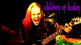 Children Of Bodom - Deadnight Warrior [Music Video]