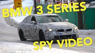 [AutoGuide] 2019 BMW 3 Series Spy Video