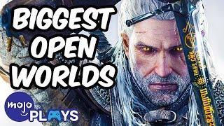 10 Biggest Video Game Worlds