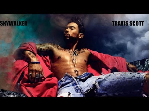 Miguel - Sky Walker (Official Video) ft. Travis Scott (Lyric video)