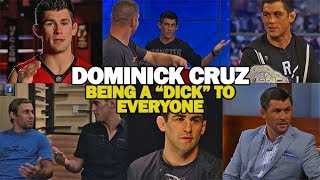 "Dominick Cruz Is The ""Sun Tzu Of Mental Warfare"""