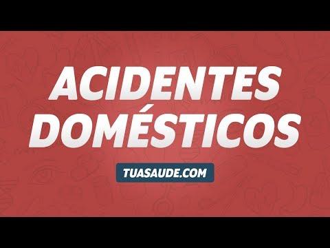 Imagem ilustrativa do vídeo: ACIDENTES DOMÉSTICOS | INTRO