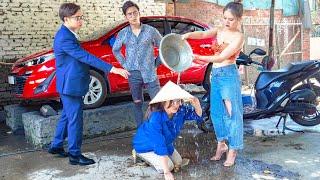 Despised Car Cleaner, Young Couple Lives To Regret | Don't Judge A Book By Its Cover | - RKM TEAM
