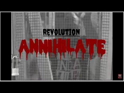 REVOLUTION – ANNIHILATE: Music