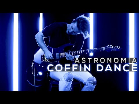 Coffin Dance (Astronomia) - Vicetone & Tony Igy   Cole Rolland (Guitar Cover)