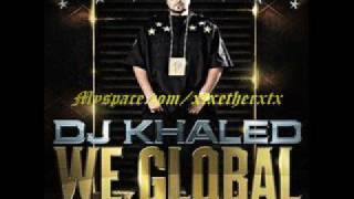 Dj Khaled - We Global - 8 - She's Fine