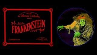 Frankenstein (1910) Full Movie Remastered