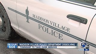 Mayor of Madison Village wants to dissolve police department