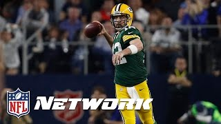 Inside the Art of an Aaron Rodgers Pass | NFL Network | Inside the NFL