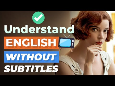 How to Understand TV and Movies Without Subtitles