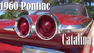 1960 Pontiac Catalina Sport Coupe Road Test & Tour