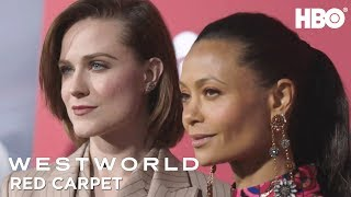 Westworld Cast at HBO Buzz