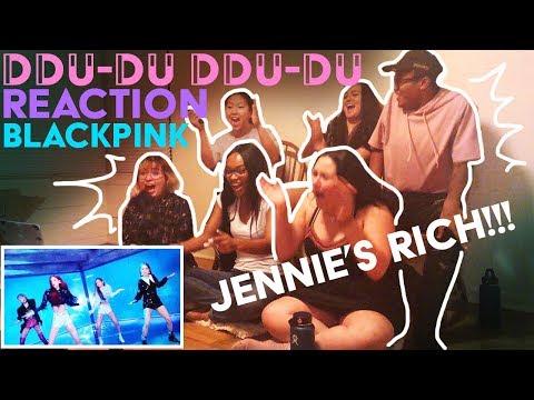 [UnderSkore] Blackpink DDU-DU DDU-DU MV Reaction