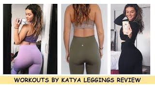 Honest WBK Leggings Review - Workouts by Katya Collection