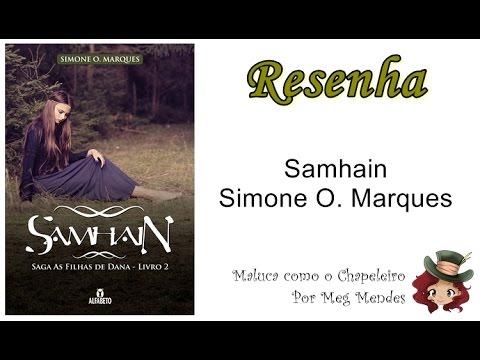 RESENHA | Samhain (As filhas de Dana 2) - Simone O. Marques