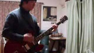 me playing suede my dark star guitar full ver.