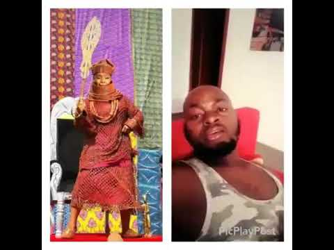 Yemi Alade allegedly mocks the Oba of Benin