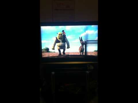 Shrek - Live and let die
