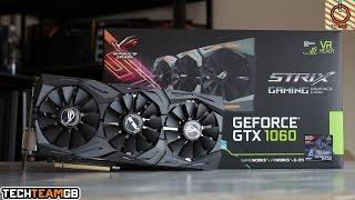 כל מה שרציתם לדעת על Asus GTX 1060 Strix!
