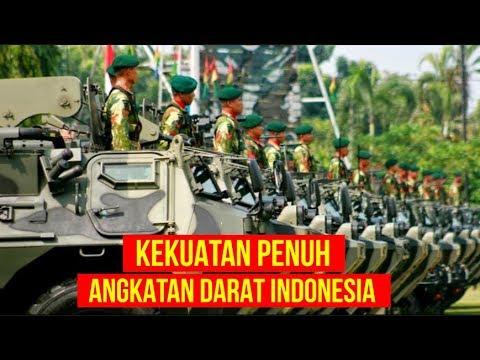 [FULL] Kekuatan Angkatan DARAT Indonesia - Part 1