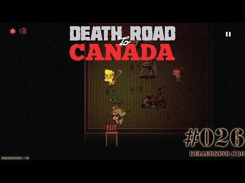 Death Road to Canada #26 – Jhaef und das Fitness-Training! ★ We play Death Road to Canada [HD|60FPS]