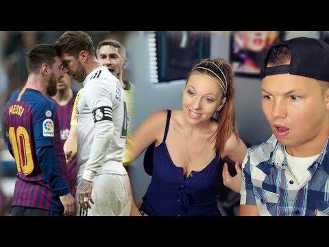 Couple Reacts To Football Moments No One Would Believe If Not Filmed!
