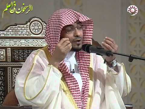 تأملات قرانية – الحلقة السابع عشر 2 – الشيخ المغامسي
