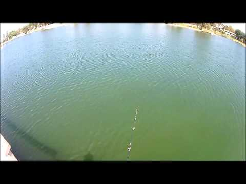 Fishing Trip Willow Pond:9/19/13 Bluegill Fishing w/Hat Cam