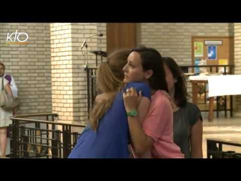 Veillée de prière pour Sophie à Saint-Léon