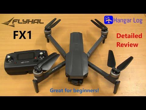 FlyHal FX1 - FlyHal FX1 Detailed Review (bought from Banggood.com)   Hangar Log
