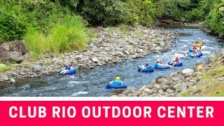 Club Rio Outdoor Center at The Springs Resort and Spa in La Fortuna