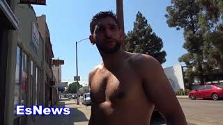 Amir Khan Reveals He Got Highest Signing Bonus In Boxing History  EsNews Boxing