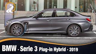 BMW Serie 3 Plug-in Hybrid 2019 | Información Prueba Review | Consigue la etiqueta ECO...