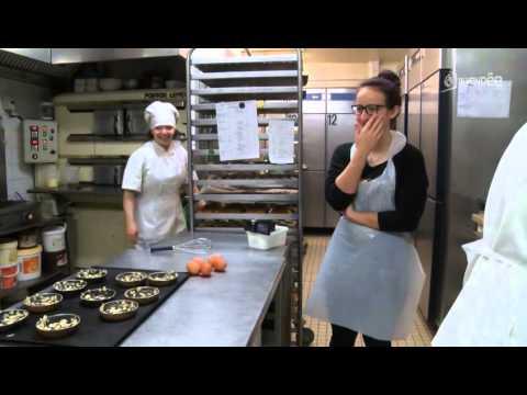 Dessine-moi un métier : pâtissier