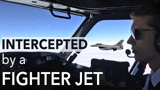 Intercepted By A Fighter Jet, Why!? Mentour Pilot Explains