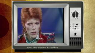 DAVID BOWIE - RUSSEL HARTY SHOW - SUB ITA