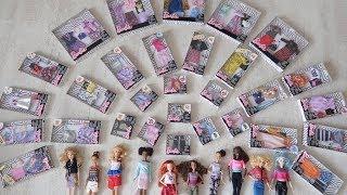 Barbie Çarkıfelek Kombin Challenge! Çok heyecanlı!! Bidünya Oyuncak