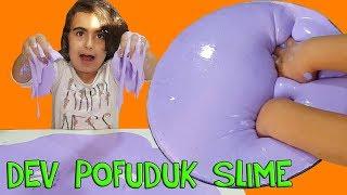 Pofuduk Slime Tutkal ve Traş Köpüğü ile | Slime Nasıl Yapılır | UmiKids