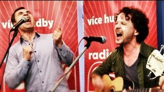 Mig 21 - Chci ti říct... Muži v naději (CITY LIVE na radiu City 93,7 FM)