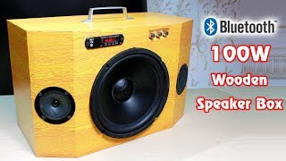 how-to-make-100w-wooden-bluetooth-speaker%ef%bb%bf-box