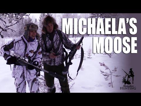 Michaela's Moose