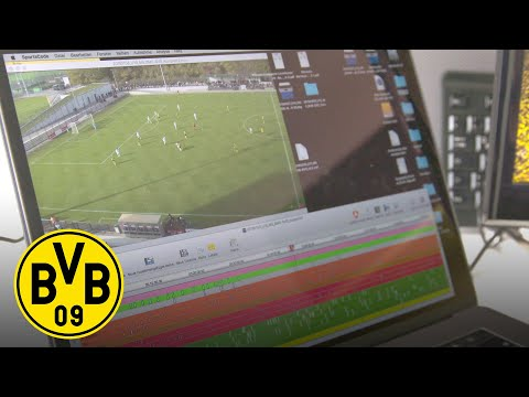 Inside BVB - Part 1: Before the game   Video Analysis at Borussia Dortmund