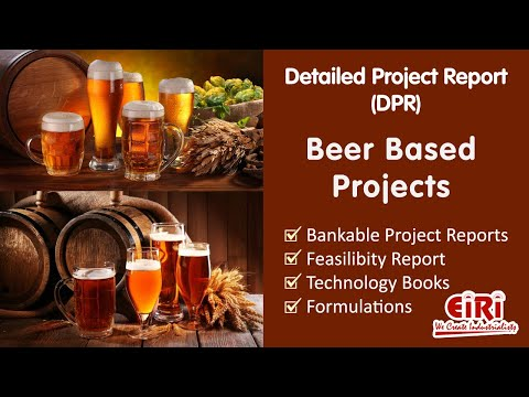 Beer Plant Books & Industrial Project Report
