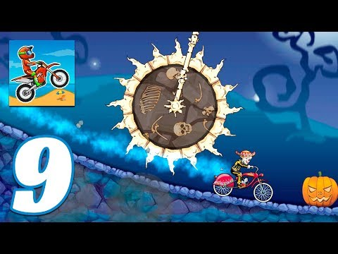 Moto X3M Bike Race Game - Gameplay Android & iOS game - moto x3m