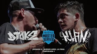KLAN vs DTOKE - FMS Argentina Jornada 9 OFICIAL - Temporada 2018/2019.