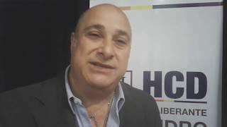 Así opina Carlos Castellano: la palabra empeñada es el compromiso asumido