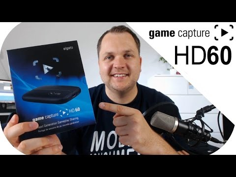 Elgato | Game Capture HD 60 | PS4 & Xbox One Gameplay aufzeichnen ~ REVIEW