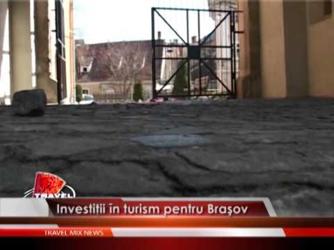 Investiţii în turism pentru Braşov