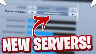 middle east servers fortnite release date - TH-Clip