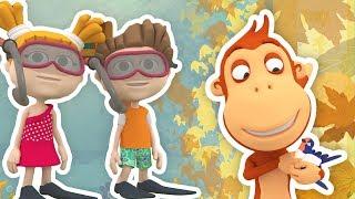 Kukuli – Eğlenceli Çocuk Çizgi Filmleri | Su Altı Dünyası 🌊 & Yavru Kuş 🐦 | 2 Bölüm Bir Arada